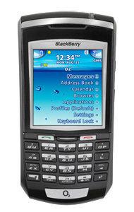 BlackBerry 7100x