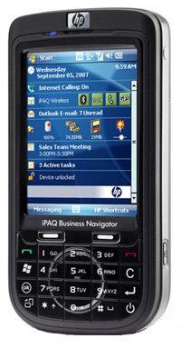 Hewlett-Packard iPAQ 614