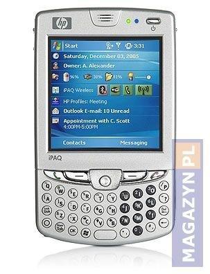 Hewlett-Packard iPAQ hw6910