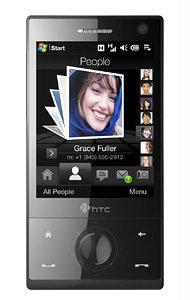 HTC Touch Diamond Telefon komórkowy