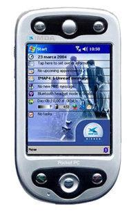 HTC MDA II