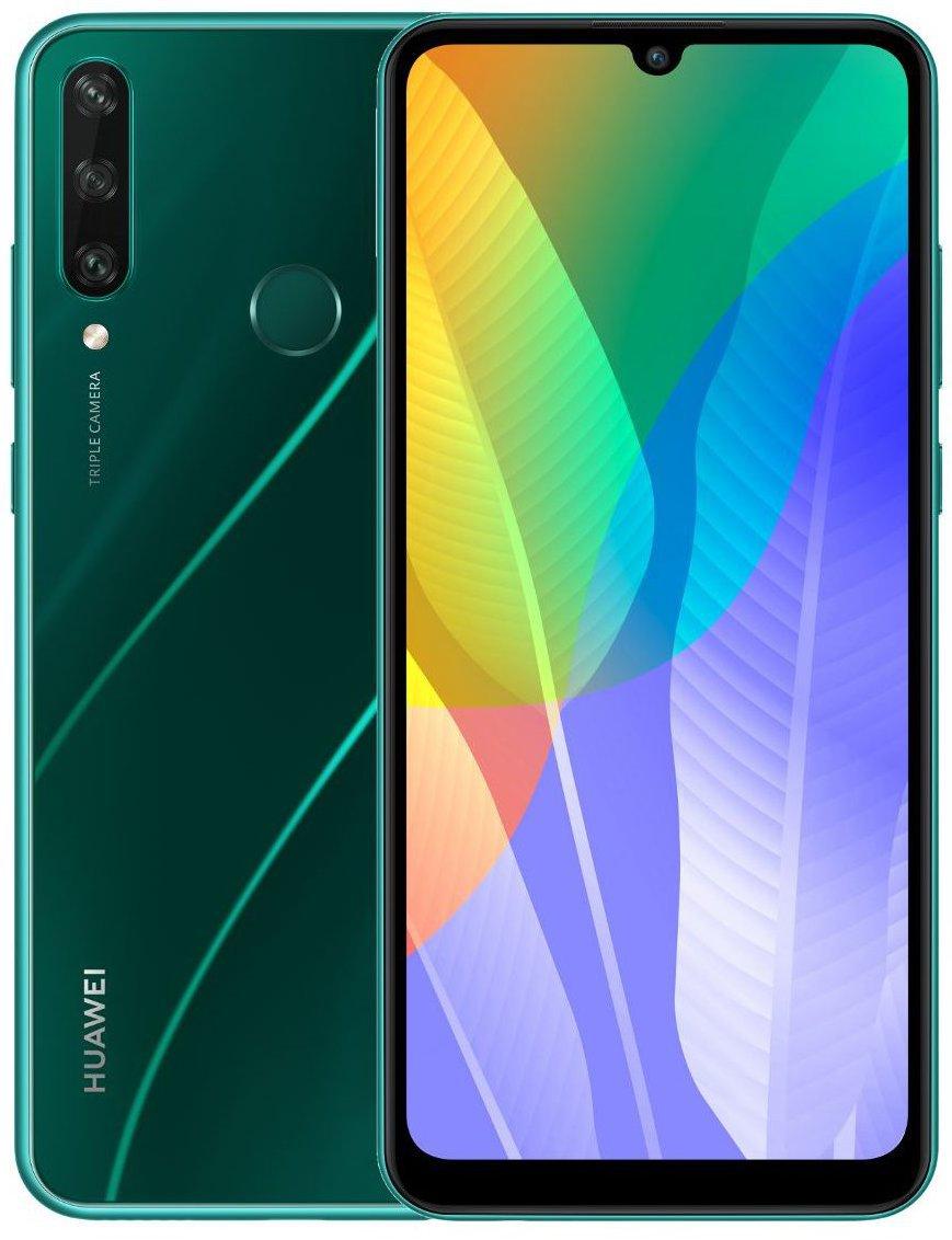 Huawei Y6p Telefon komórkowy