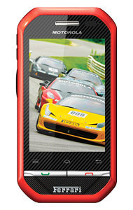 Motorola i867 Ferrari Special Edition Telefon komórkowy