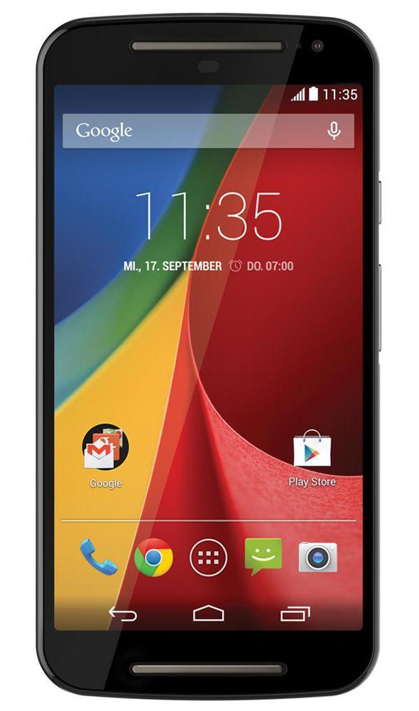 Motorola Moto G 2gen Telefon komórkowy