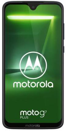 Motorola Moto G7 Plus Telefon komórkowy