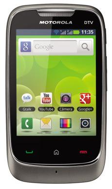 Motorola MotoGO TV EX440 Telefon komórkowy