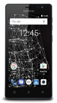 myPhone Q-Smart Black Edition