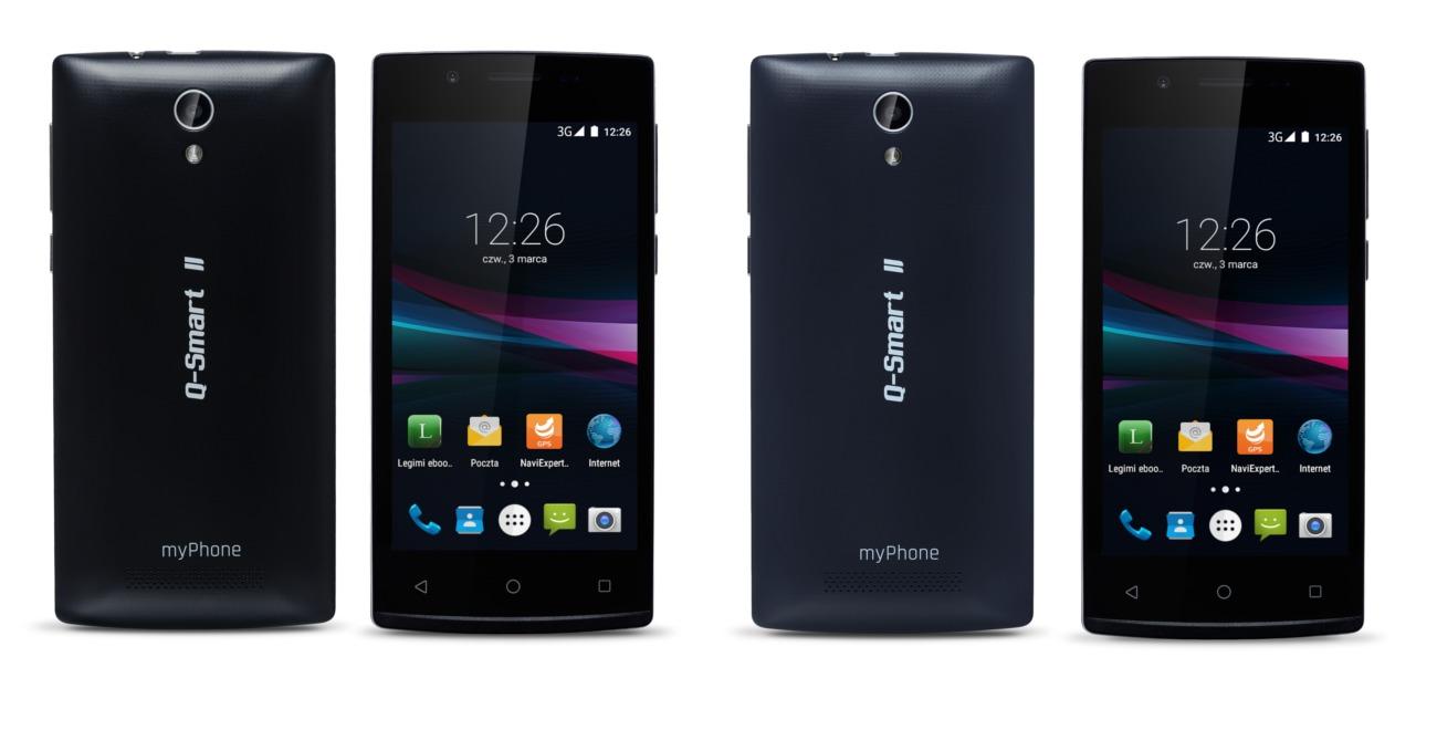 myPhone Q-Smart II