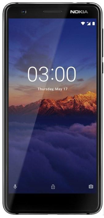 Nokia 3.1 Telefon komórkowy