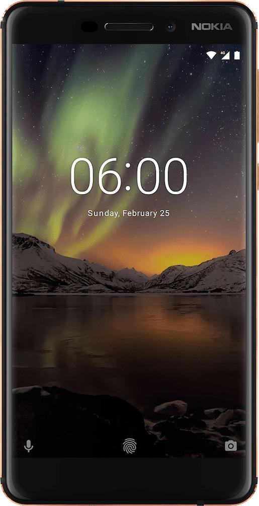 Nokia 6.1 (2018) Telefon komórkowy