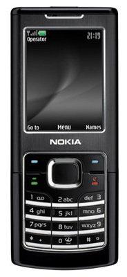 Nokia 6500 classic Telefon komórkowy