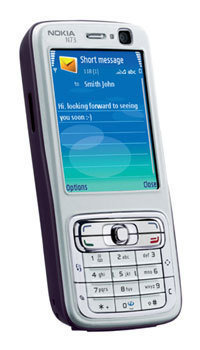 Nokia N73 Telefon komórkowy