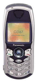 Panasonic GD67