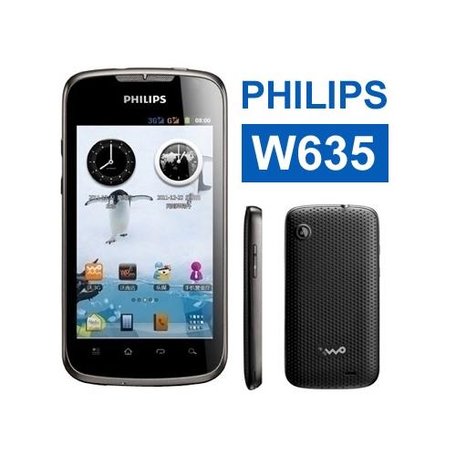 Philips W635