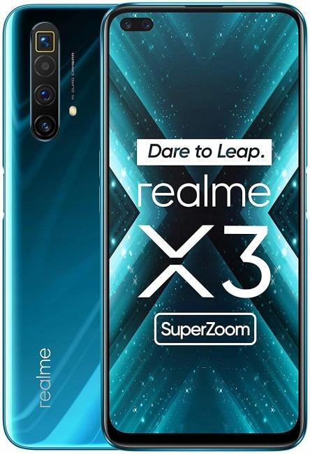 Realme X3 SuperZoom Telefon komórkowy