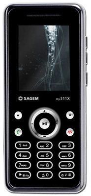 Sagem my511x Telefon komórkowy