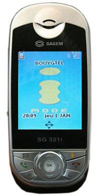 Sagem SG 321i