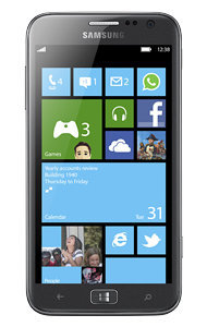 Samsung ATIV S Telefon komórkowy