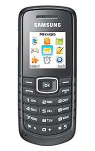 Samsung E1080T Telefon komórkowy