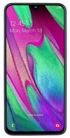 Samsung Galaxy A40 Telefon komórkowy