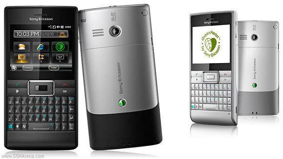 Sony Ericsson Aspen Telefon komórkowy
