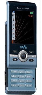 Sony Ericsson W595s Linette