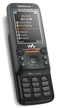 Sony Ericsson W830