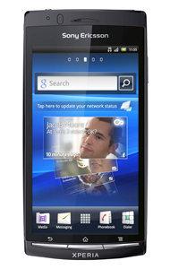 Sony Ericsson Xperia arc S Telefon komórkowy