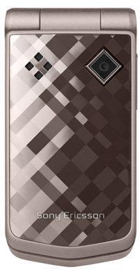 Sony Ericsson Z555
