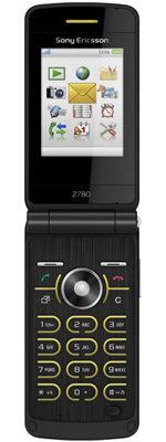 Sony Ericsson Z780