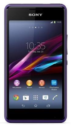 Sony Xperia E1 Telefon komórkowy