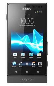 Sony Xperia sola Telefon komórkowy