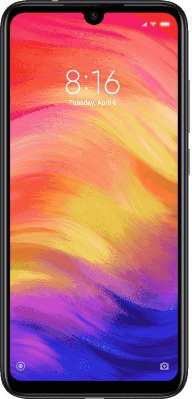 Xiaomi Redmi Note 7 Telefon komórkowy