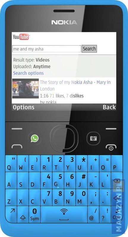 Nokia Asha 205 Phone Nokia Asha Phones Nokia Asha 203 | Apps ...