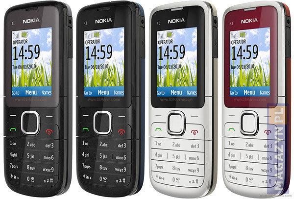 Nokia C1-01 najtaniej