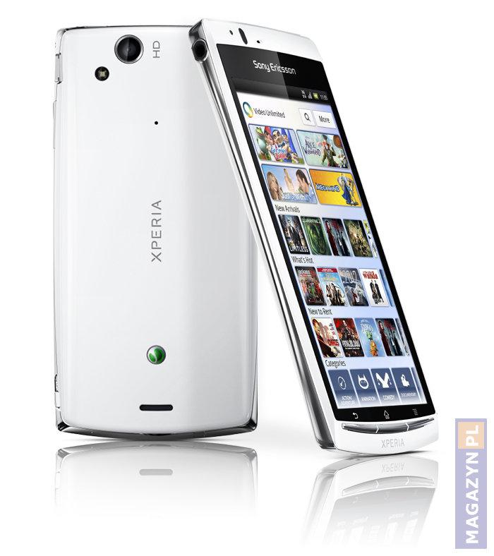 Sony Ericsson Xperia Arc S Lt18i Black 9168571211 Sklep Internetowy Agd Rtv Telefony Laptopy Allegro Pl