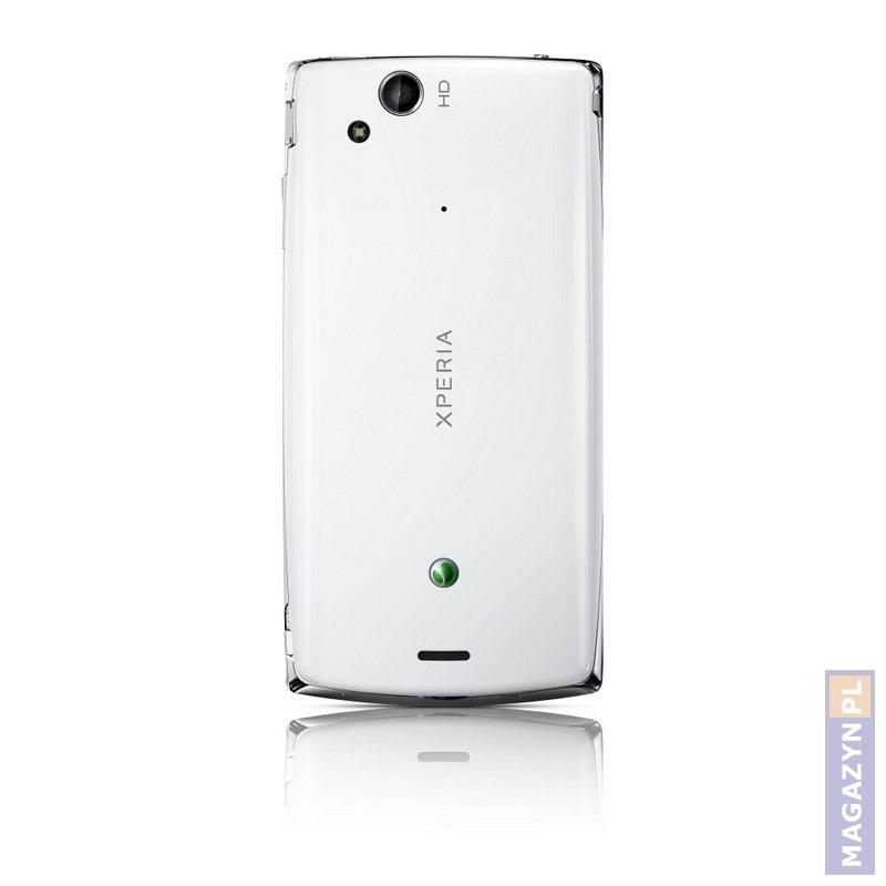 Sony Ericsson XPERIA Arc S - описание, характеристики