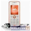 Zdjęcie Sony Ericsson W200