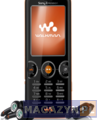 Zdjęcie Sony Ericsson W610