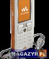 Zdjęcie Sony Ericsson W800