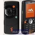 Zdjęcie Sony Ericsson W810